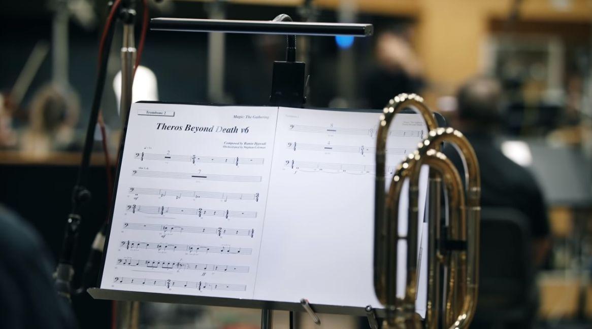 MTG「テーロス還魂記 トレイラーPV」のBGMメイキング動画が公開!エミー賞やグラミー賞を受賞した作曲家「ラミン・ジャヴァディ(Ramin Djawadi)」氏による音楽制作現場!