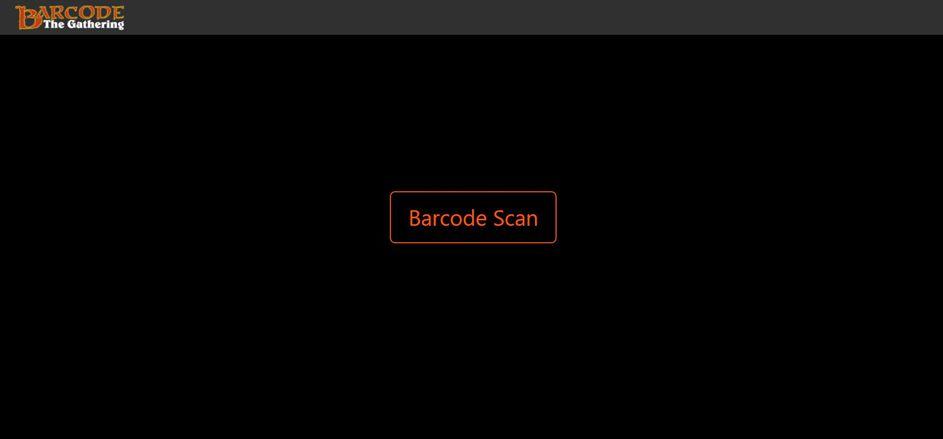 【MTG版バーコードバトラー!?】Webアプリ「Barcode The Gathering」が面白い!バーコードを読み込んでMTGのカードを生成!