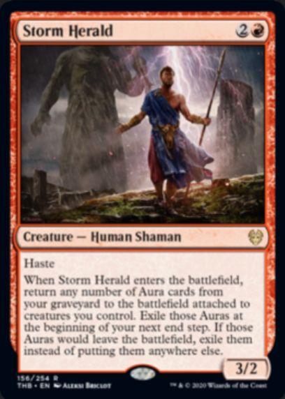 Storm Herald(テーロス還魂記)
