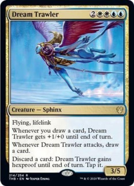 Dream Trawler テーロス還魂記