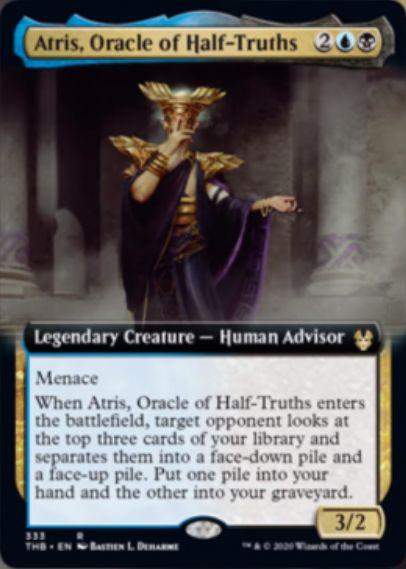Atris, Oracle of Half-Truths(テーロス還魂記)