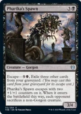 Pharika's Spawn(テーロス還魂記)