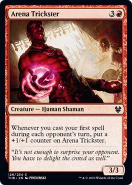 Arena Trickster(テーロス還魂記)