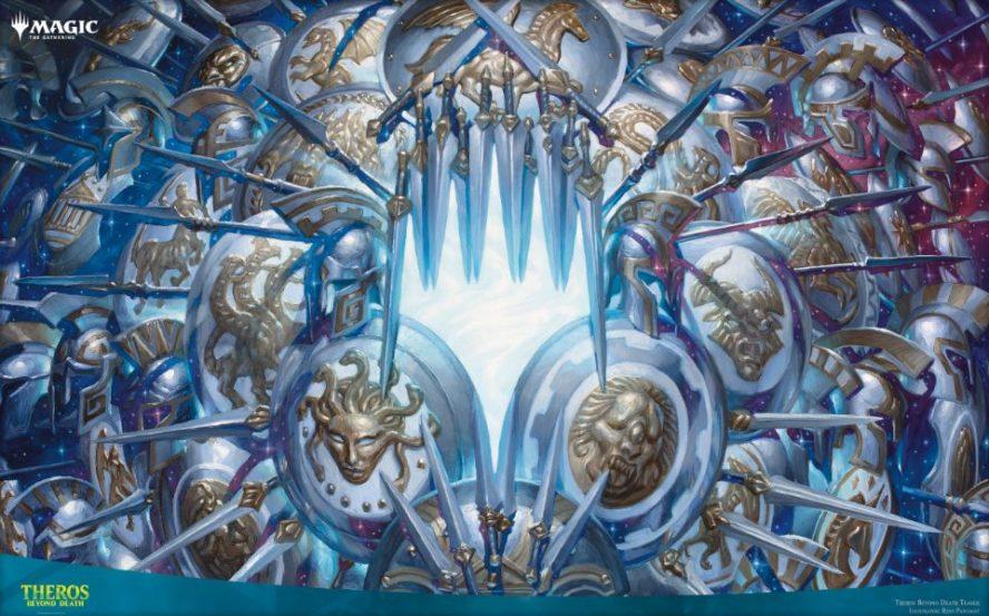 【公式ハンドブック】MTG「テーロス還魂記」の公式ハンドブックがネット通販予約受付中!