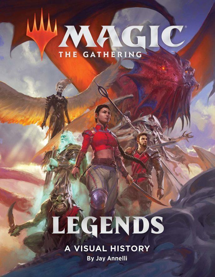 Legends: A Visual History 表紙