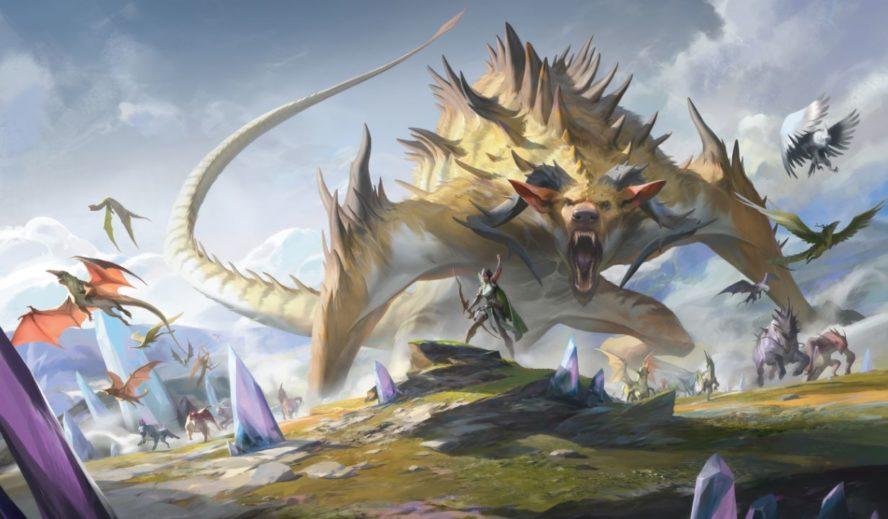 【イコリアのヒント】マロー氏より「イコリア:巨獣の棲処」の収録カードに関するヒント情報が発表!