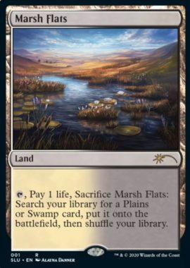 湿地の干潟(Secret Lair版/通常版)