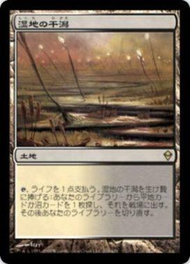 湿地の干潟(通常版)