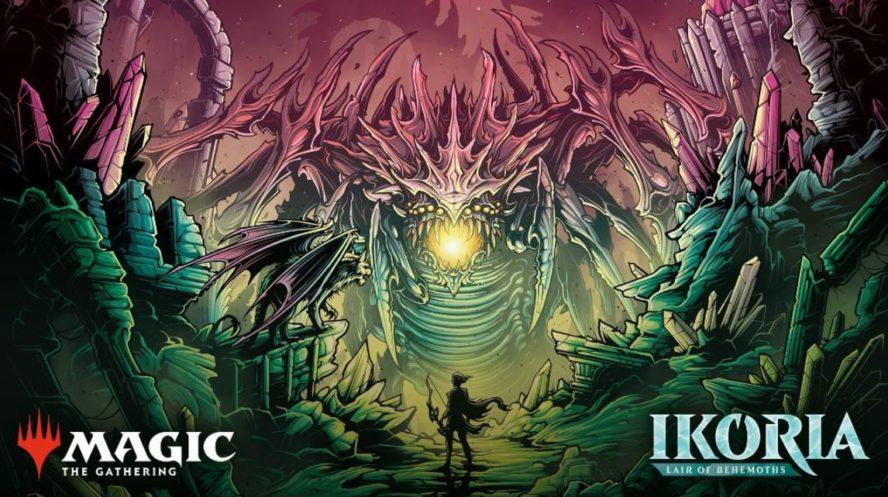 全体版:MTG「イコリア:巨獣の棲処」の新規アート