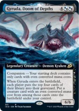 Gyruda, Doom of Depths(イコリア:巨獣の棲処)