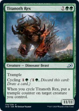 Titanoth Rex(イコリア:巨獣の棲処)