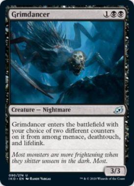 Grimdancer(イコリア:巨獣の棲処)