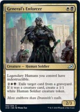 General's Enforcer(イコリア:巨獣の棲処)
