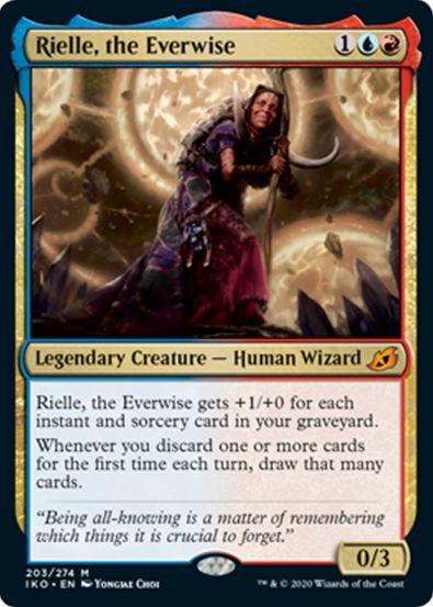 Rielle, the Everwise(イコリア:巨獣の棲処)