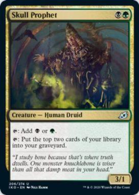 Skull Prophet(イコリア:巨獣の棲処)