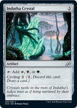 Indatha Crystal(イコリア:巨獣の棲処)