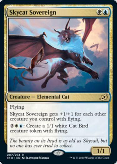 Skycat Sovereign イコリア:巨獣の棲処