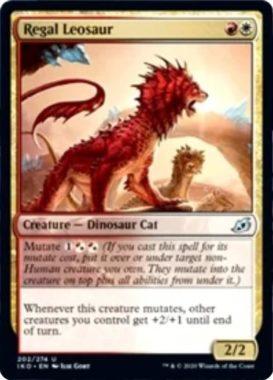 Regal Leosaur イコリア:巨獣の棲処