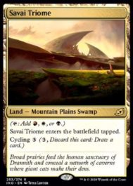 (Savai Throme):イコリア:巨獣の棲処