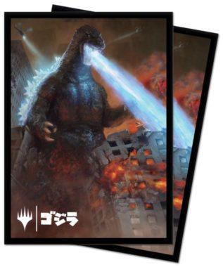 怪獣王、ゴジラ:ウルトラプロ「イコリア:巨獣の棲処」スリーブ