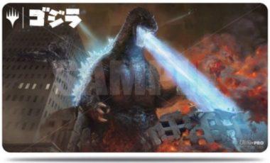 怪獣王、ゴジラ:イコリア「ゴジラシリーズ」プレイマット