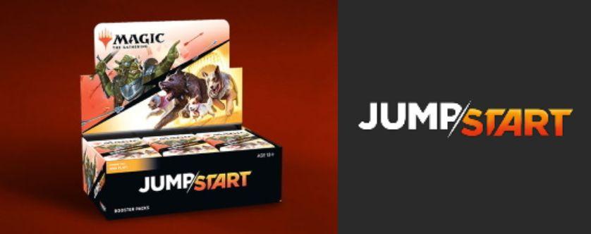 【ボックス】MTG「Jumpstart」のブースターボックスを1万円以下の激安価格で購入できるショップを発見!4月28日までの期間限定!