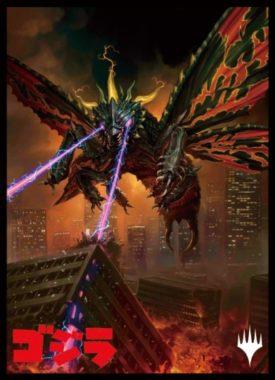 暗黒破壊獣、バトラ:エンスカイ「ゴジラシリーズ」スリーブ