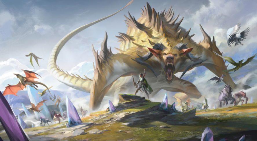 【ストーリー】MTG「イコリア:巨獣の棲処 公式ストーリー」一覧まとめ!