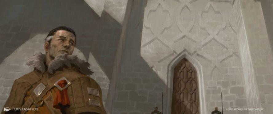 MTG「イコリア:巨獣の棲処」ストーリー第1話:銅纏いののけ者、ルーカ