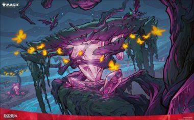 【アート】インダサのトライオーム(ショーケース版)PC壁紙
