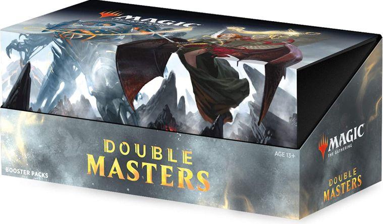 MTG「ダブルマスターズ」が米国アマゾンに早くもラインナップ!1パックだと16ドルでBOX(24パック封入)は300ドルで販売中!