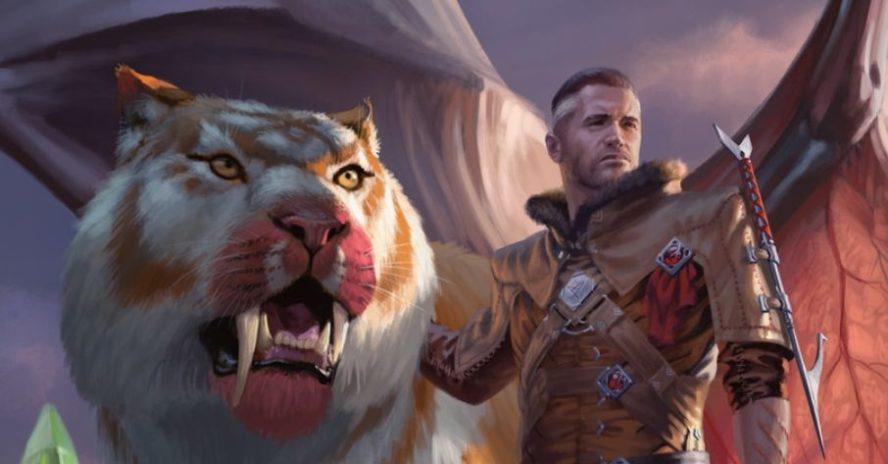 MTG「イコリア:巨獣の棲処」ストーリー第4話:心を一つに