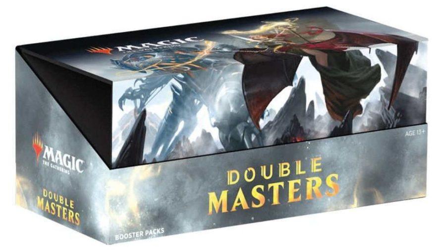 MTG「ダブルマスターズ」の通常版&VIP版BOXを海外通販サイトで発見!通常BOXは335.76ドル、VIP版BOX(4パック入り)は479.96ドルが定価か!?