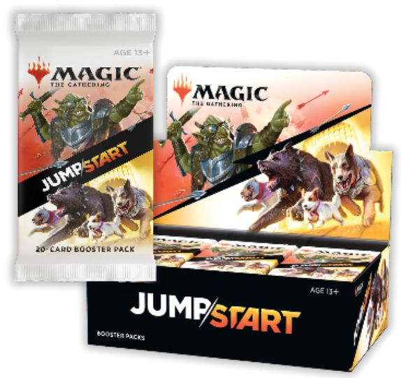 MTG「Jumpstart」のプレビュー公開場所に関する情報が発表!6月17日よりプレビュー開始!
