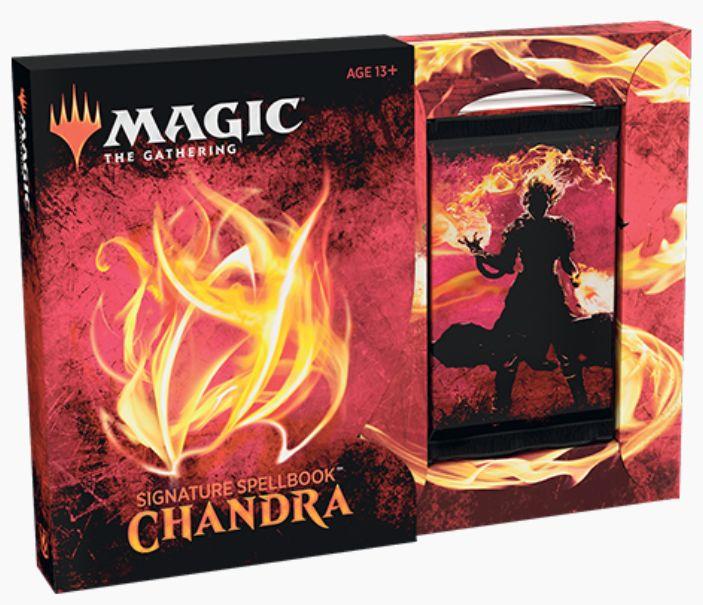 【チャンドラ】MTG「Signature Spellbook: Chandra」収録カードリスト一覧まとめ!一番FOIL版が欲しいカードは?