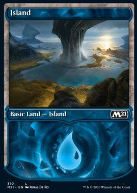 島(Island)のショーケース版