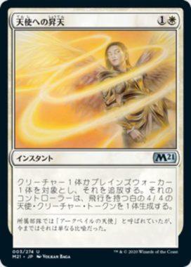 天使への昇天(基本セット2021)