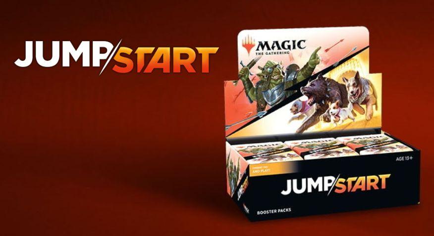 MTG「Jumpstart」新規収録カードリスト情報まとめ!