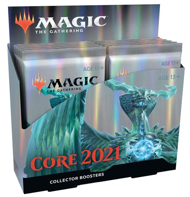 MTG「基本セット2021」コレクター・ブースターを定価より10%以上安く購入できるショップを発見!