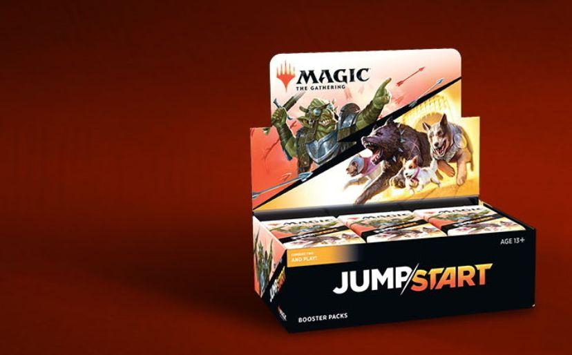 MTG「Jumpstart」の発売延期が発表!MTG「Jumpstart」の発売延期が発表!