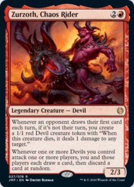Zurzoth, Chaos Rider(Jumpstart:ジャンプスタート)