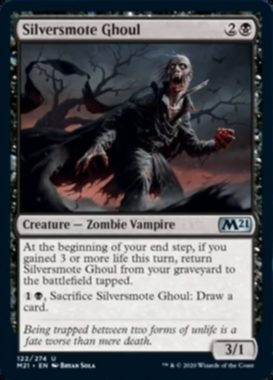 Silversmote Ghoul(基本セット2021)
