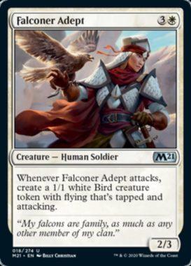 Falconer Adept(基本セット2021)