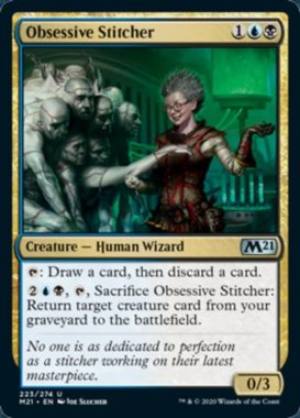 Obsessive Stitcher(基本セット2021)