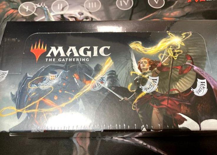 【開封】ダブルマスターズの通常版BOXとVIP版パックを開封!神話レアがめっちゃ出た!