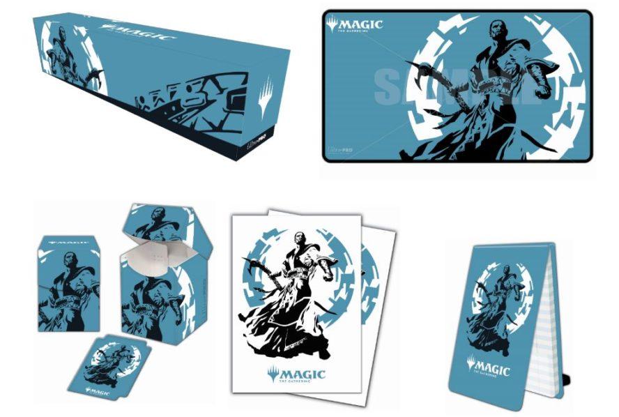 【サプライ】PWテフェリーの「サプライセット」がウルトラプロより発売決定!テフェリーのアートを使用したストレージBOX&プレイマット&デッキケース&スリーブ&ライフパッドが1セットに!
