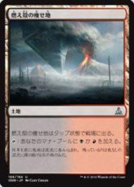 燃え殻の痩せ地/Cinder Barrens