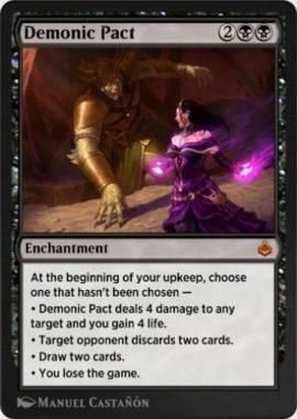 Demonic Pact(アモンケットリマスター)