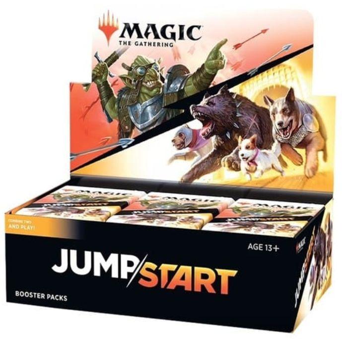 MTG「Jumpstart」が各種ネット通販ショップにて販売開始!