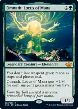 (MTG「COMMANDER COLLECTION: GREEN」収録))